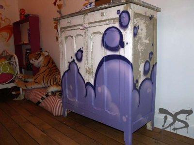 Deco Spray décoration intérieur et exterieur, déco maison graffiti
