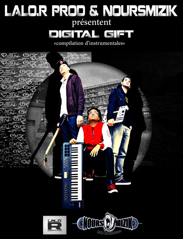 "COMPILATION INSTRUMENTALE ""DIGITAL GIFT"""
