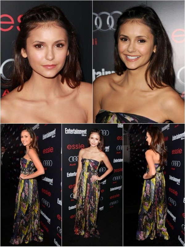 """Pre-Party + Personal Photos + The Vampire Diaries 4x12, Promo """"A View To A Kill"""""""