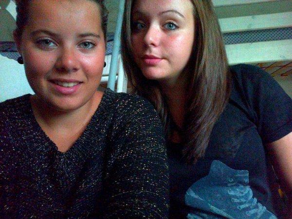 En direct avec la sister!!!!