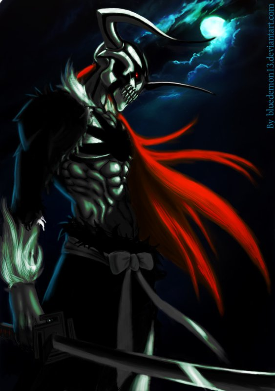 Ichigo en hollow