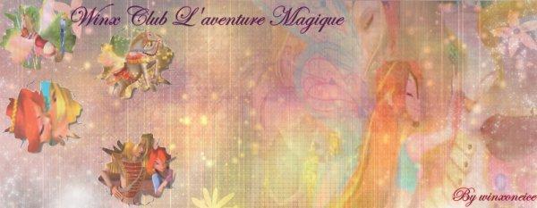 -winx club magique aventure