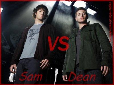 Sam ou Dean?