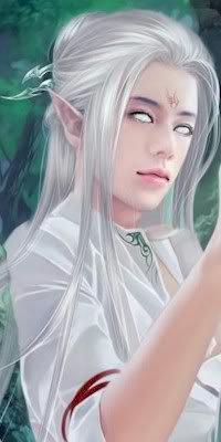 Sareil - Magicienne Eladrine