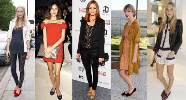 Les slippers ou la tendance chaussons de mamie