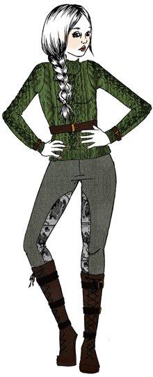 Les tendances Mode automne-hiver 2012-2013