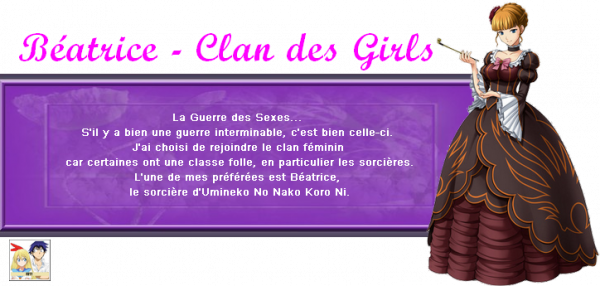 xPodio - Clan des Girls