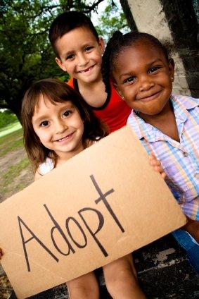 Giftermål och adoption