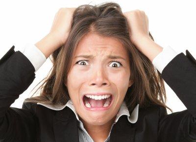 Inte konstigt att man är stressad när alla gnäller om stressen