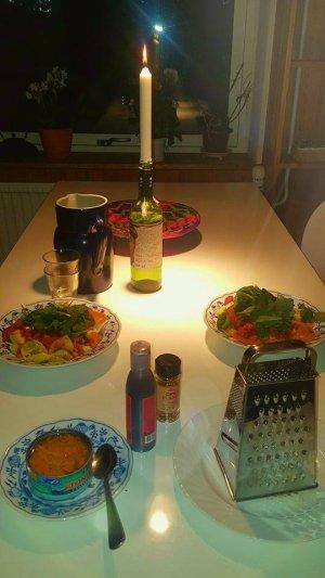 Matlagning på Lidingö
