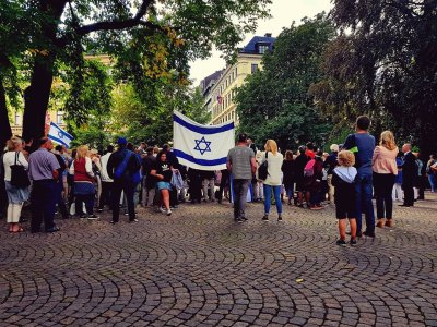 Länge leve Israel!