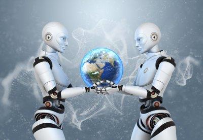 När robotarna tar över världen