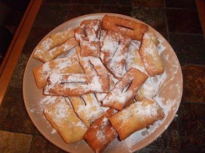 MERVEILLES    ( beignets )