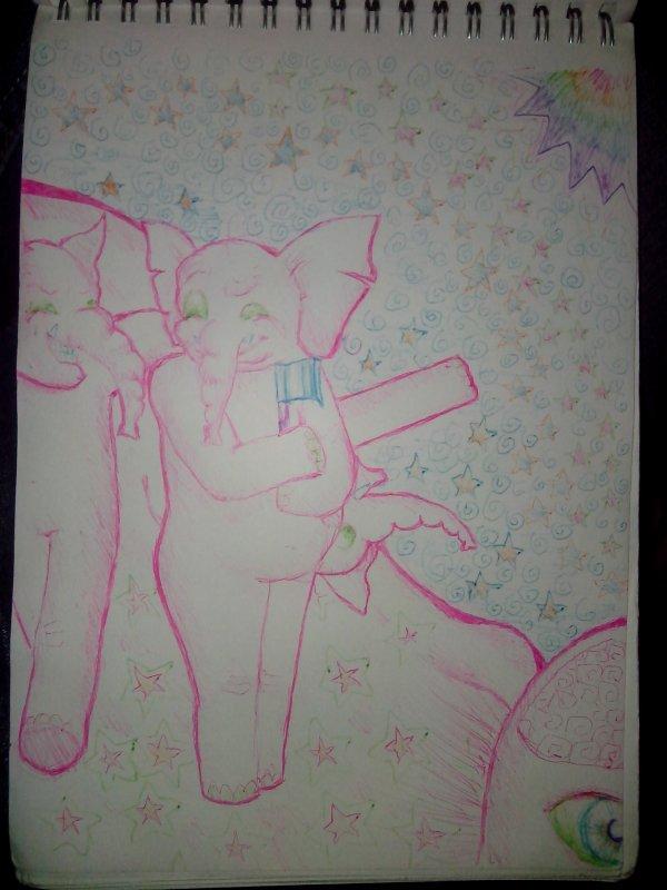 dessins ou gribouillages