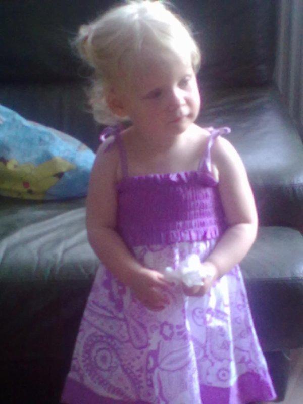 voila ma petite princesse