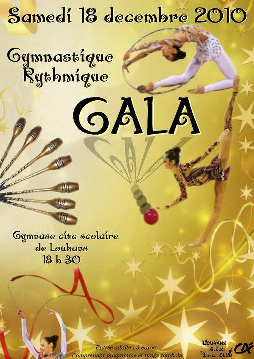 Gala de Noël 2010