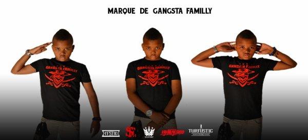 Marque de Gangsta Familly