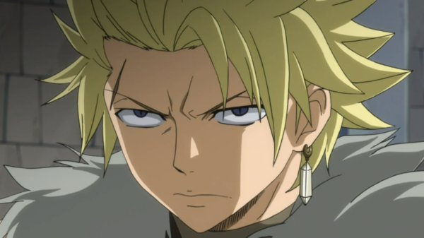 Sting Eucliffe, le dragon blanc de Sabertooth!