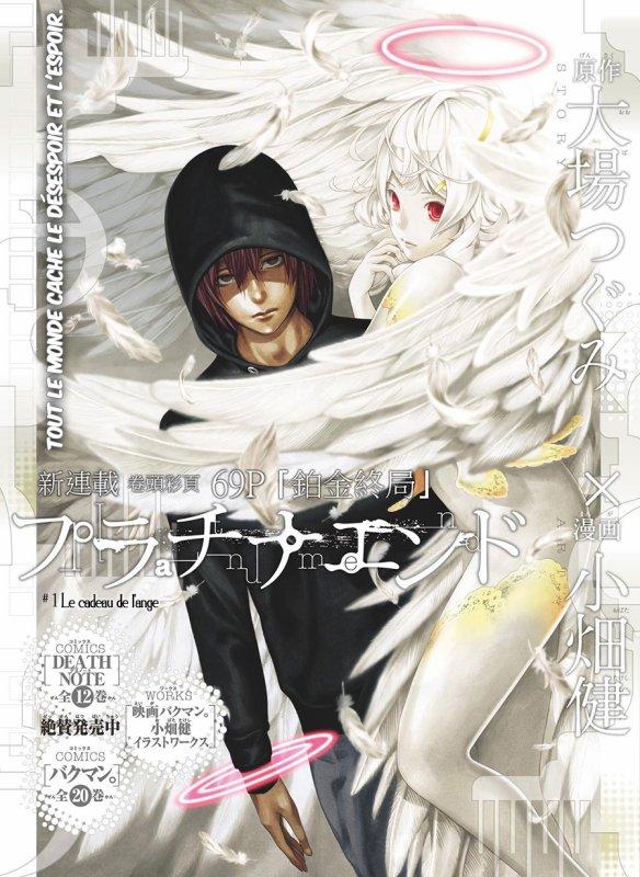 Platinum End de Tsugumi Ohba et Takeshi Obata