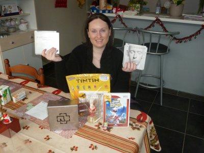 Mon cadeau de Noël : l'intégrale Made In Germany biensûr !!!!!!!