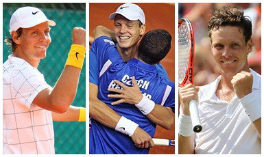 Portrait d'un tennisman: Tomas Berdych