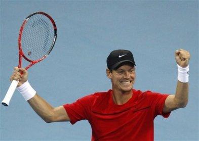 Tennis - Berdych le magnifique.