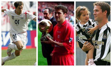 Portrait d'un footballeur: Michael Owen