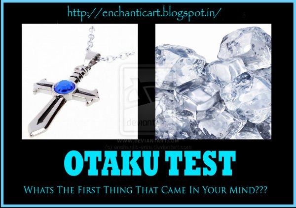 Otaku Test  1