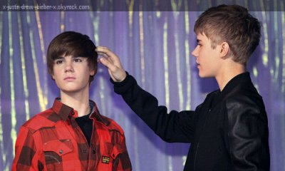 Justin Bieber - Musée de Madame Tussaud