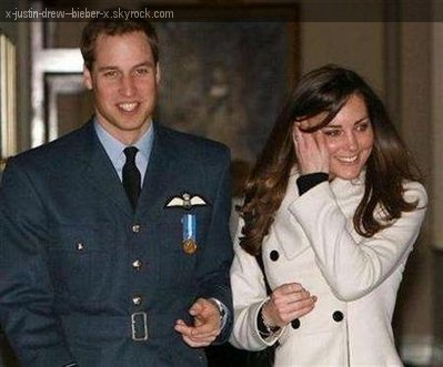Le prince William et Kate Middleton - Leur mariage
