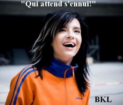 Bill Kaulitz life's