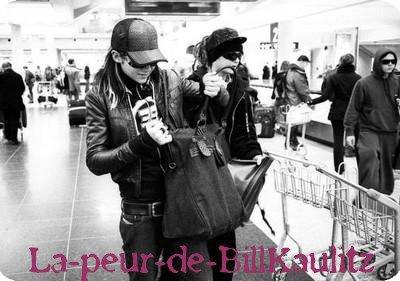 La peur de Bill Kaulitz !!!
