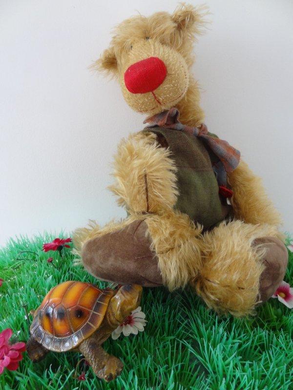 zwergnase les ours ..Norbert et Agata