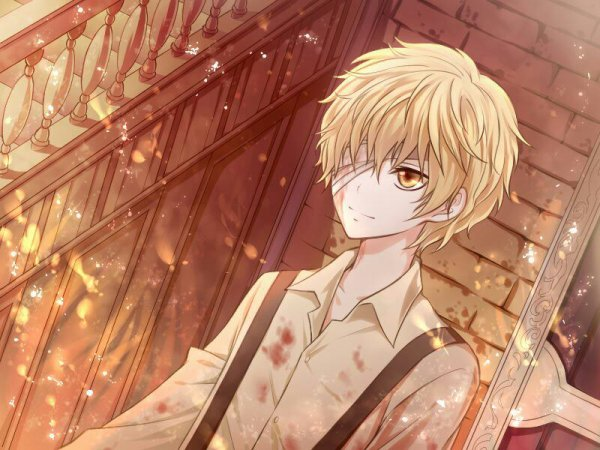 Fic 1:Le jeune garçon blond