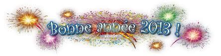 BONNE ANNEE A TOUS !!