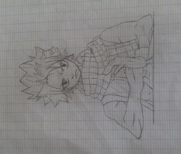 Mon dessin pour le concour