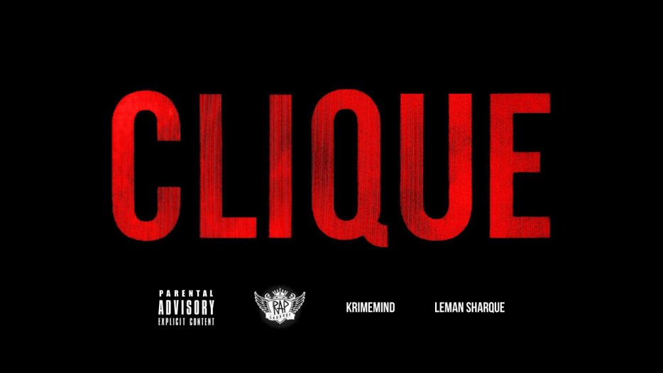 R.a.p Sauvage Vol.1 / Clique Rmx feat Krimemind (2013)