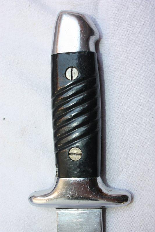 72. Bulgarie couteau de combat - Bulgaria, combat knife.