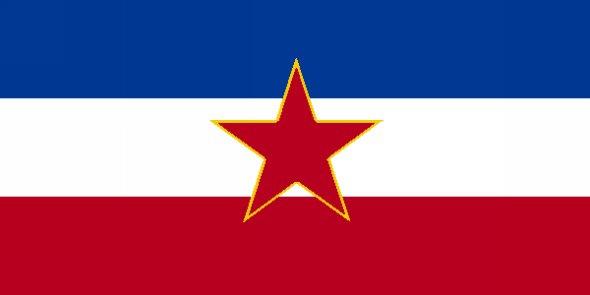 73. Yougoslavie - Yugoslavia