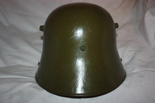 80. Casque M16 Bulgarie - M16 helmet Bulgaria.
