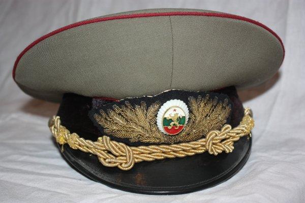 82. Bulgarie uniforme de général d'armée. Bulgaria Army general uniform.