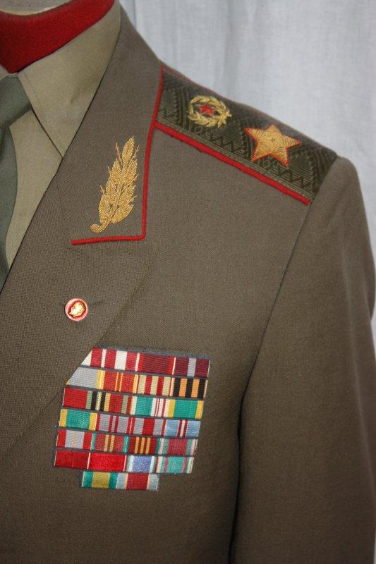 83. Union-soviétique, général d'armée - Soviet-Union, army general.