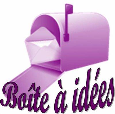 The boite a idee