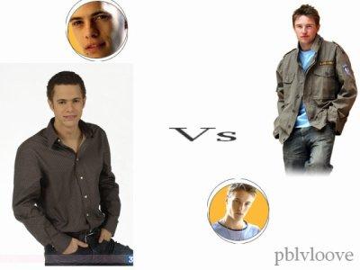 Nathan vs Rudy