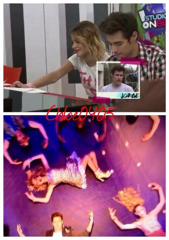 Nouvelles photos de Violetta saison 3 !! ❤