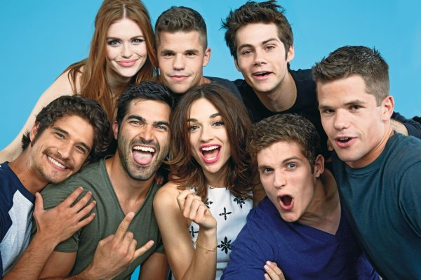 Teen Wolf Sommaire