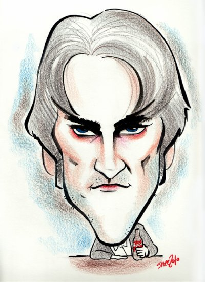 Caricature de Bill