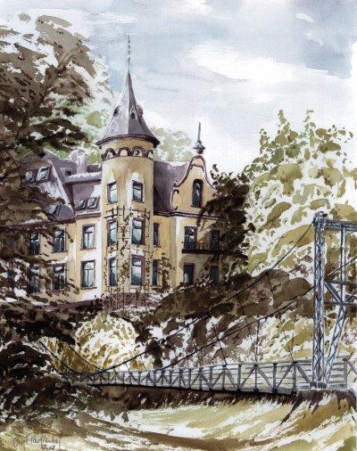 Gattersburg in Grimma