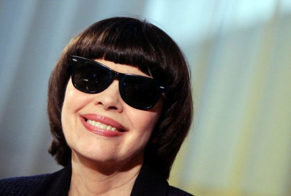 Mireille Mathieu in Moskau