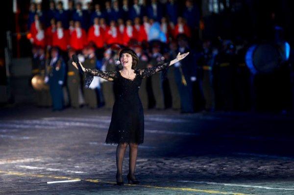 Mireille Mathieu in Russland November 2012